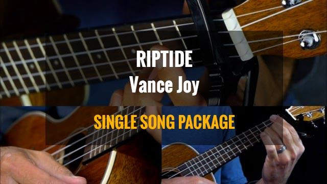 Riptide By Vance Joy Center Stage Ukulele Academy