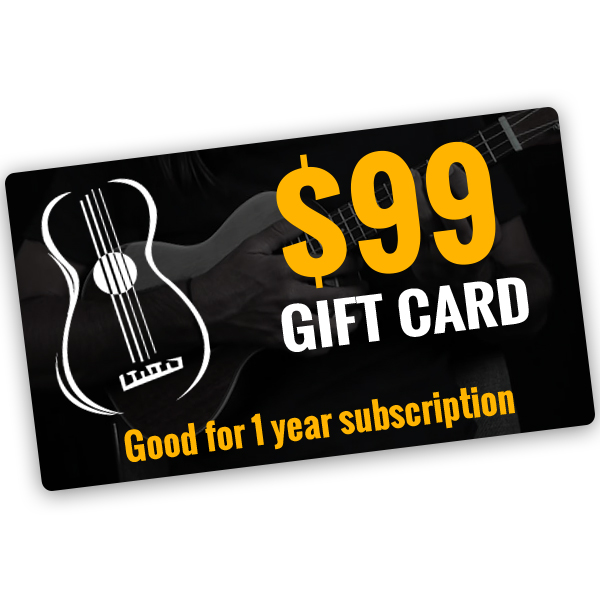 1 Year Subscription Gift Card